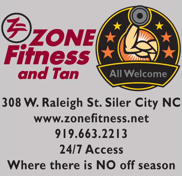 ZONE Fitness and Tan